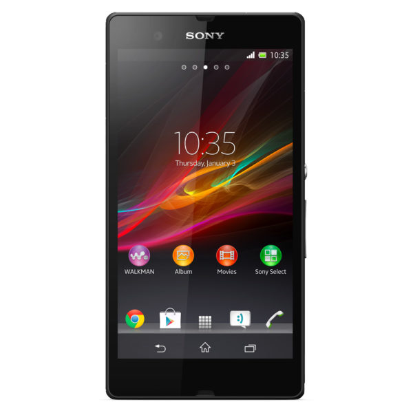 Xperia Z Montrouge