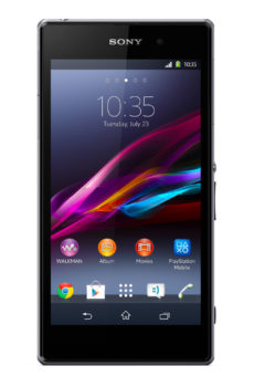 Xperia Z1 Montrouge