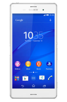Xperia Z3 Montrouge